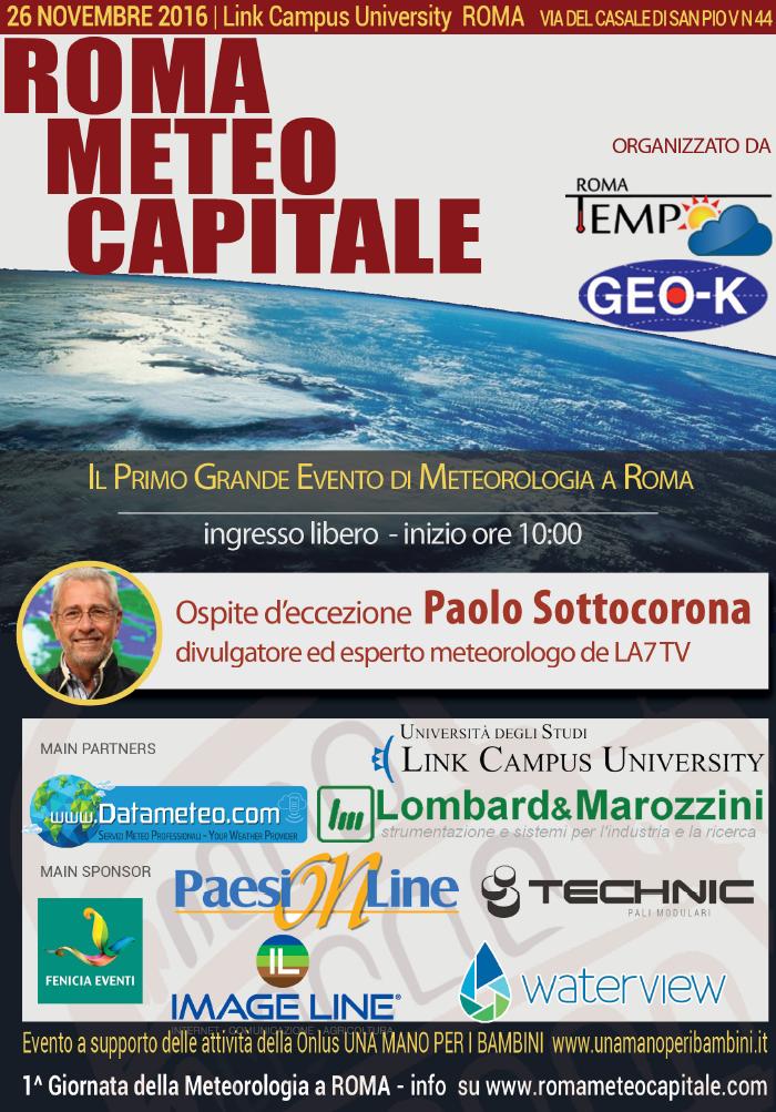 Roma Meteo Capitale