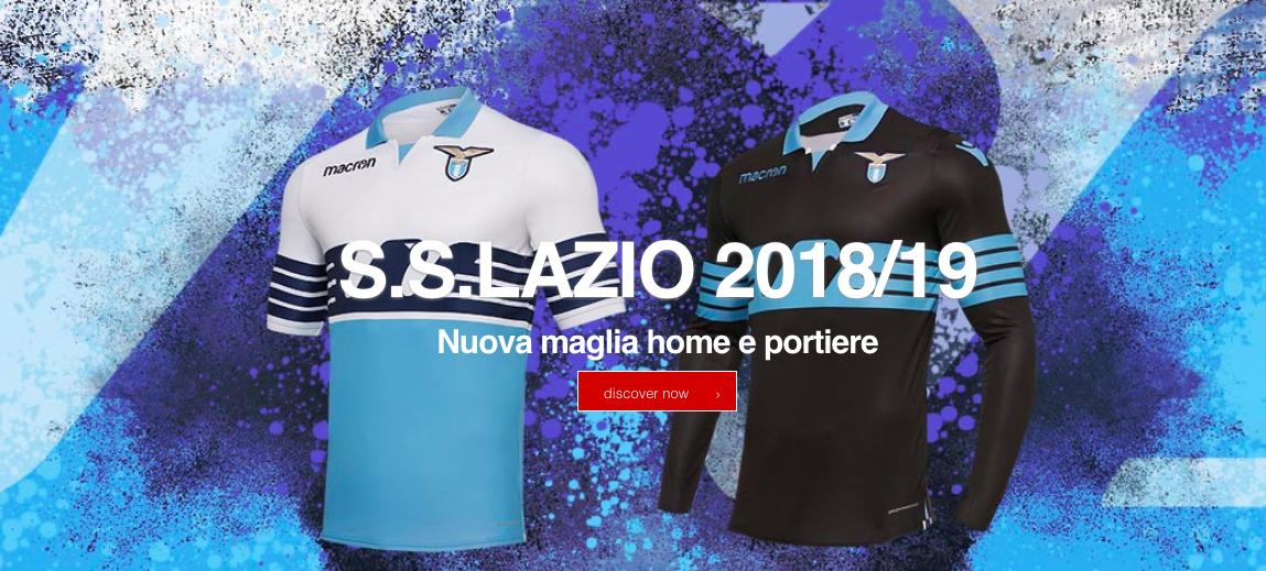Seconda Maglia Lazio portiere
