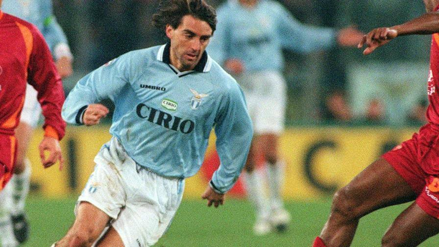 Laziostory | VIDEO: 1 novembre 1997, Roma-Lazio 1-3. Impresa in 10 firmata  Mancini, Casiraghi, Nedved - Lazio Story... la Nostra Storia