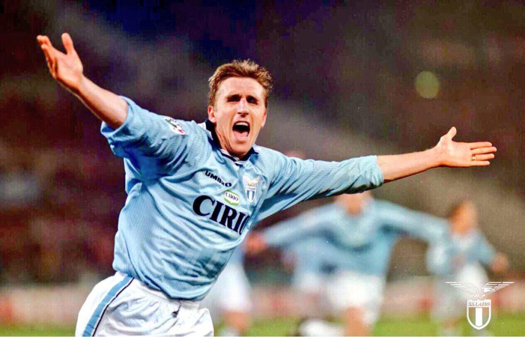 VIDEO, 8 marzo 1998, Lazio-Roma 2-0: 4 derby su 4, è storia con Boksic e  Nedved - Lazio Story... la Nostra Storia - Laziostory