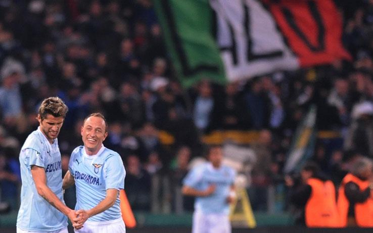 Laziostory | VIDEO, 19 marzo 2008, Lazio-Roma 3-2: Behrami, derby testa e  cuore - Lazio Story... la Nostra Storia
