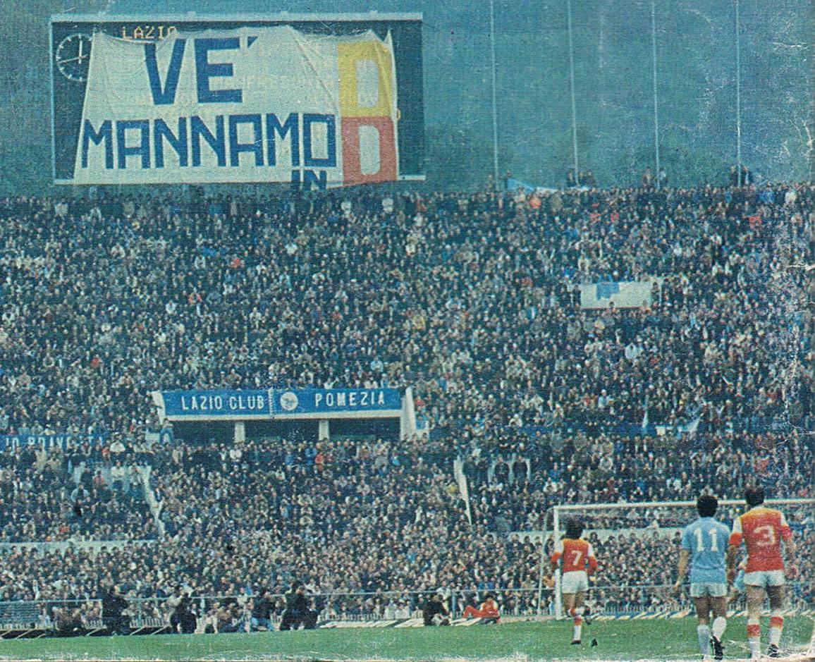 Laziostory | VIDEO, 18 marzo 1979, Roma-Lazio 1-2: con Nicoli è ...