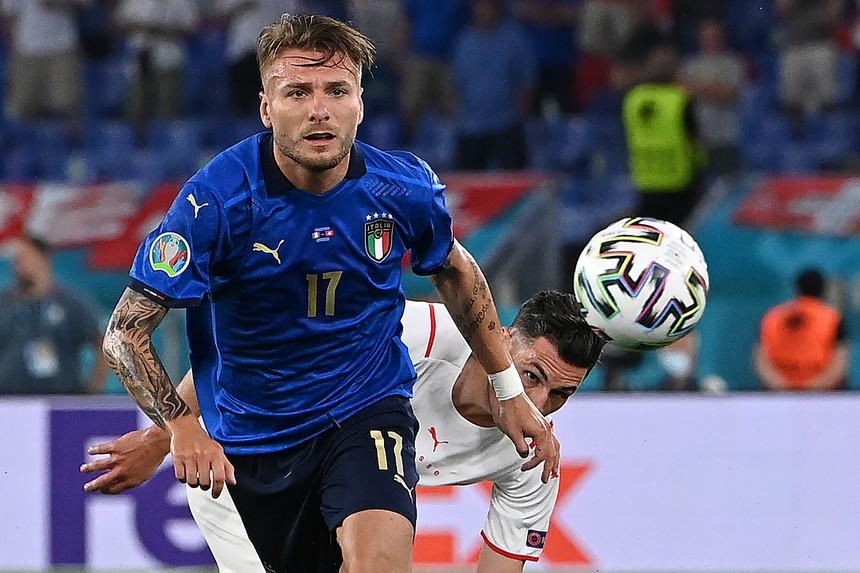 VIDEO   Euro 2020, Italia-Svizzera 3-0: Locatelli e Immobile show! - Euro  2020